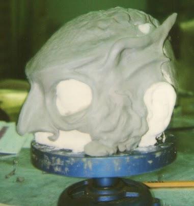 A Village Fable mask sculpt002