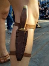 Doll Tearsheet's leg holster